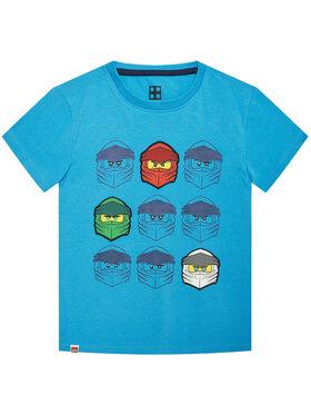 LEGO Wear LEGO Wear T-Shirt 12010022 Μπλε Regular Fit