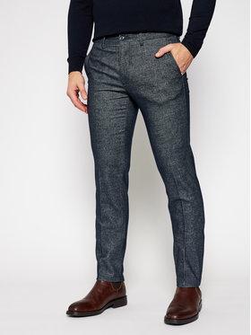 TOMMY HILFIGER TOMMY HILFIGER Текстилни панталони Denton MW0MW14945 Тъмносин Straight Fit