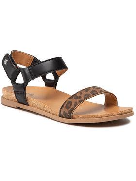 Ugg Ugg Sandale K Rynell Leopard 1117419K Crna