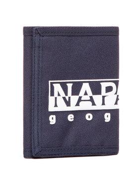 Napapijri Napapijri Portafoglio grande da uomo Happy Wallet 2 NP0A4EU51 Blu scuro