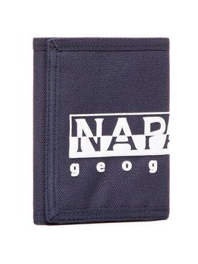 Napapijri Napapijri Veľká pánska peňaženka Happy Wallet 2 NP0A4EU51 Tmavomodrá
