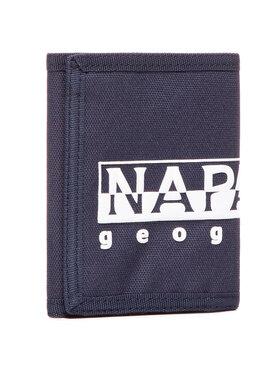 Napapijri Napapijri Velká pánská peněženka Happy Wallet 2 NP0A4EU51 Tmavomodrá