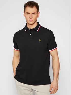 Polo Ralph Lauren Polo Ralph Lauren Polohemd Classics 710828369001 Schwarz Slim Fit