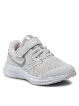 Nike Nike Chaussures Star Runner 2 (PSV) AT1801 014 Blanc