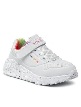 Skechers Skechers Sneakersy Rainbow Specks 310457L/WMLT Biały