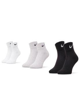 NIKE NIKE 3er-Set niedrige Unisex-Socken SX4926 901 Schwarz