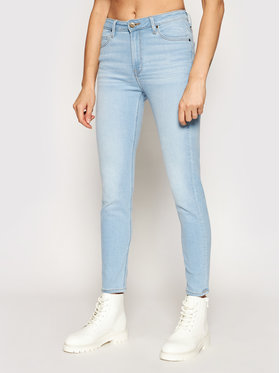 Lee Lee Jeans Scarlett High L626PQXL Blau Skinny Fit