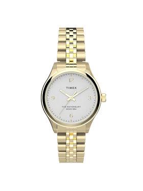 Timex Timex Hodinky Waterbury TW2T74800 Zlatá