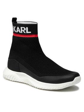 KARL LAGERFELD KARL LAGERFELD Sportcipő Z29037 D Fekete