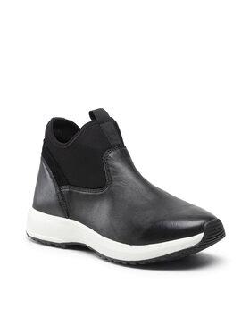 Caprice Caprice Sneakersy 9-25413-27 Czarny