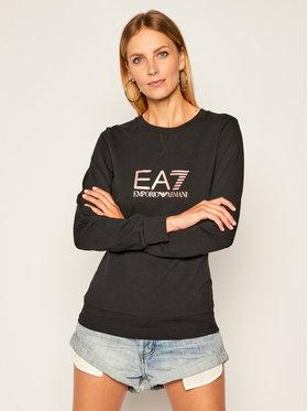 EA7 Emporio Armani EA7 Emporio Armani Sweatshirt 8NTM39 TJ31Z 212 Schwarz Regular Fit