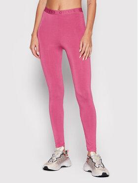 Guess Guess Leggings April O1BB01 JR06U Rosa Slim Fit