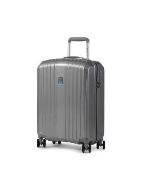 Dielle Dielle Kis kemény borítású bőrönd 120/55 Szürke