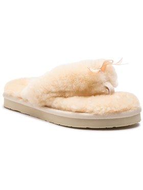 Ugg Ugg Pantofole W Fluff Flip Flop III 1100250 Giallo