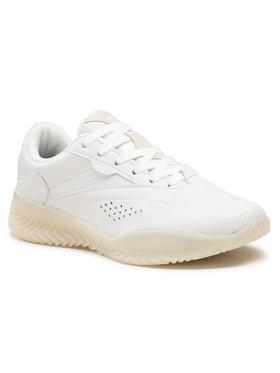 4F 4F Sneakersy D4L21-OBDL204A Biela