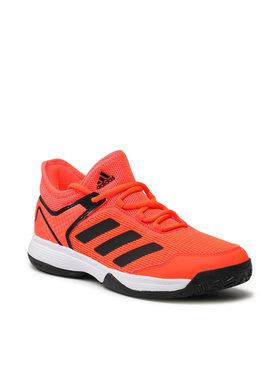 adidas adidas Buty Ubersonic 4 K GZ8506 Czerwony