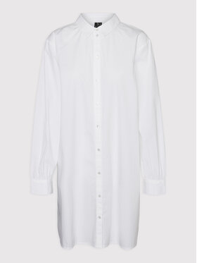 Vero Moda Curve Vero Moda Curve Košulja Bente 10259019 Bijela Loose Fit