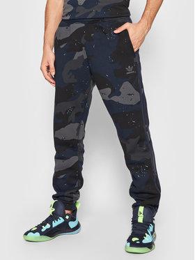 adidas adidas Pantalon jogging Graphics Camo H13469 Bleu marine Regular Fit