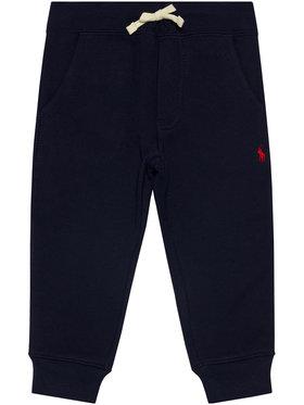 Polo Ralph Lauren Polo Ralph Lauren Teplákové kalhoty Core Replen 323720897003 Tmavomodrá Regular Fit