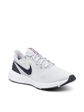 Nike Nike Обувки Revolution 5 BQ3204 018 Сив
