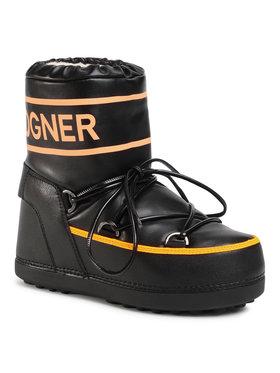 Bogner Bogner Μπότες Χιονιού Trois Vallees 27 303-1594 Μαύρο