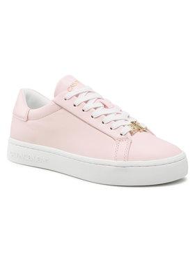 Calvin Klein Jeans Calvin Klein Jeans Sneakersy Cupsole Sneaker Laceup YW0YW00162 Ružová