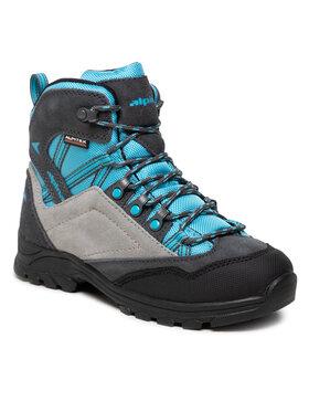 Alpina Alpina Turistiniai batai Alv Jr 630G-2 Pilka