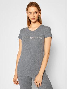 Emporio Armani Underwear Emporio Armani Underwear Tricou 163139 0A317 06749 Gri Slim Fit
