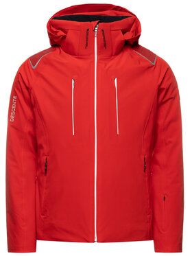 Descente Descente Skijacke Jack DWMOGK49 Rot Tailored Fit