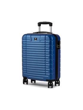 Dielle Dielle Kis kemény borítású bőrönd 91/55 Kék