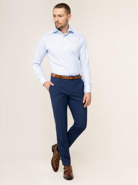 JOOP! Joop! Spodnie garniturowe 30017641 Granatowy Slim Fit