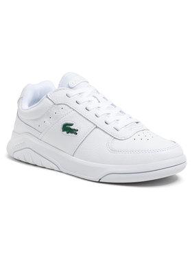 Lacoste Lacoste Sneakersy Game Advance 0721 4 Sma 7-41SMA008721G Biela