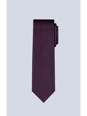 Vistula Vistula Krawat Sider XY0592 Bordowy