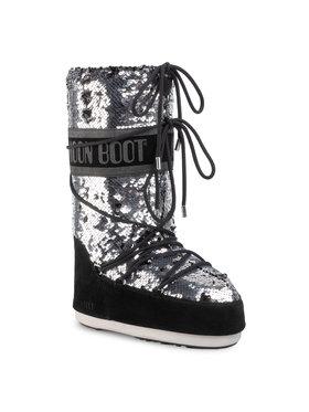 Moon Boot Moon Boot Śniegowce Classic Disco 14025200 Czarny