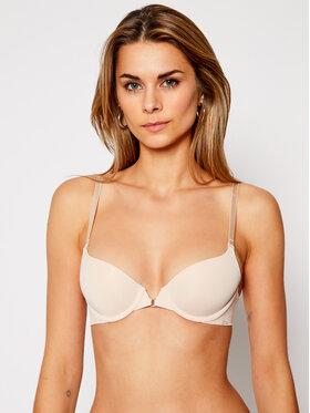 Calvin Klein Underwear Calvin Klein Underwear Сутиен push-up 000QF9015E Бежов