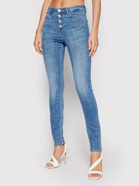 Guess Guess Jeans 1981 W1RA28 D4AK4 Blu Skinny Fit