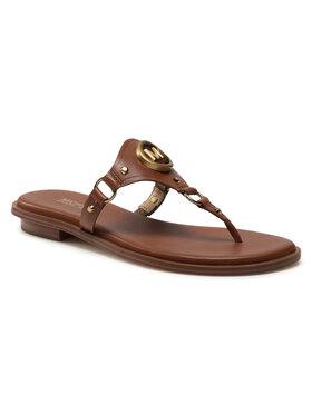 MICHAEL Michael Kors MICHAEL Michael Kors Flip-flops Conway Sandal 40S1COFA1L Barna