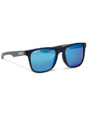 Uvex Uvex Okulary przeciwsłoneczne Lgl 29 S5320324514 Granatowy