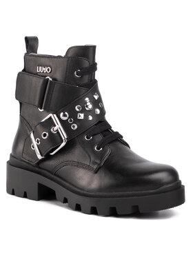 Liu Jo Liu Jo Kotníková obuv Debbie 22 469777 P0062 M Černá