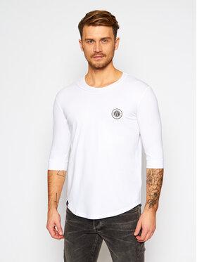 Rage Age Rage Age Marškinėliai ilgomis rankovėmis Heidsieck 2 Balta Slim Fit