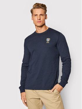 Blauer Blauer Marškinėliai ilgomis rankovėmis Long 21WBLUH01284 004547 Tamsiai mėlyna Regular Fit