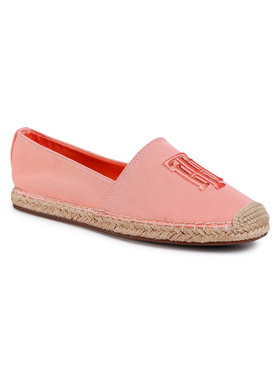 TOMMY HILFIGER TOMMY HILFIGER Еспадрили Nautical Basic Th Espadrille FW0FW04876 Розов