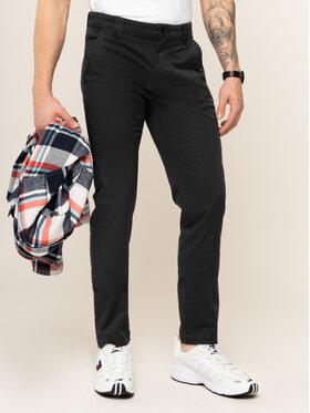Tommy Jeans Tommy Jeans Παντελόνι υφασμάτινο Tjm Scantion DM0DM06518 Μαύρο Slim Fit