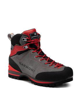 Garmont Garmont Παπούτσια πεζοπορίας Ascent Gtx GORE-TEX 002462 Γκρι