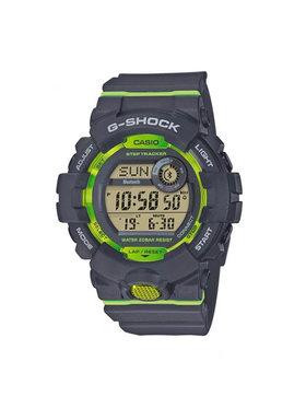 G-Shock G-Shock Hodinky GBD-800-8ER Sivá