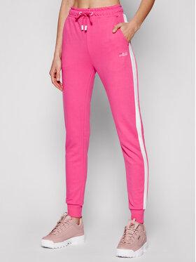 Fila Fila Spodnie dresowe Laki 683347 Różowy Regular Fit