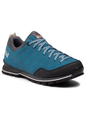 Jack Wolfskin Jack Wolfskin Trekingová obuv Scrambler Low M 4036701 Modrá