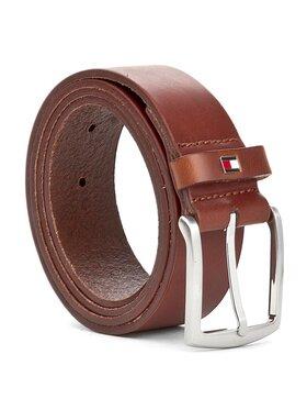 Tommy Hilfiger Tommy Hilfiger Мъжки колан New Denton Belt 4.0 E367863162 95 Кафяв