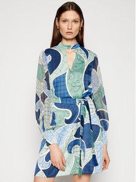 Marella Marella Každodenné šaty Barbian 32212511 Zelená Regular Fit