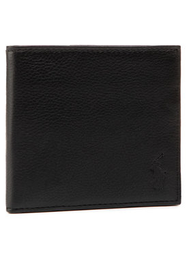 Polo Ralph Lauren Polo Ralph Lauren Veľká pánska peňaženka Ongoing 405526310003 Čierna